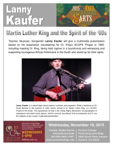 Nov 18 Lanny Kaufer